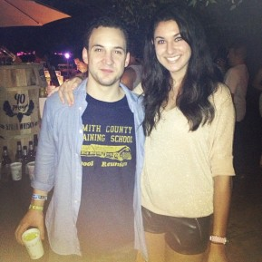 Ben Savage and Sonia in Austin, TX