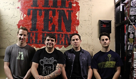 Pentimento (The 1011 - San Antonio, TX) - band interview on Volted Magazine