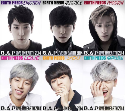 volted - BAP Live On Earth US Tour 2014