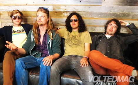 Cheers Elephant - SXSW interview with Volted Magazine