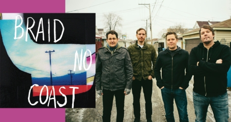 "Braid Stream ""No Coast"""