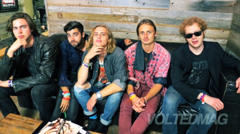 Lime Cordiale - Volted interview