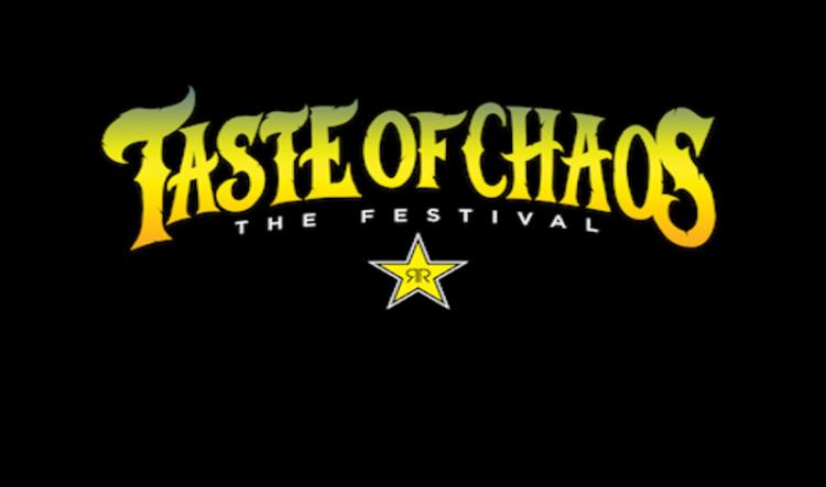 Taste of Chaos 2016